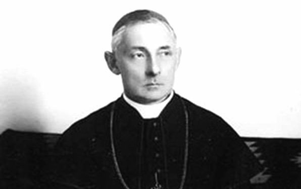 Biskup Stanisław Kostka-Łukomski