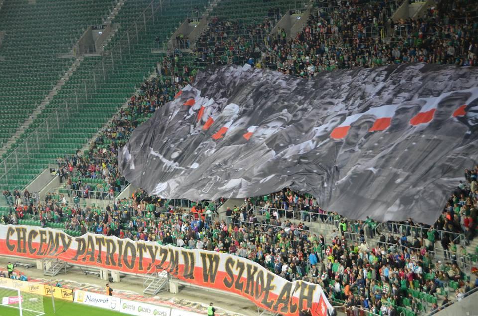 Zdjęcie z meczu Śląsk - Jagiellonia