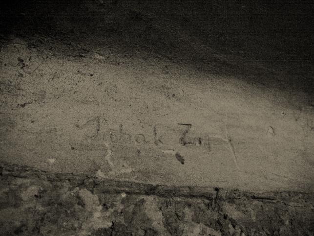 """""""Sabak Zy""""? Czy może raczej """"Icchak Zy""""? Czas zatarł nazwisko"""