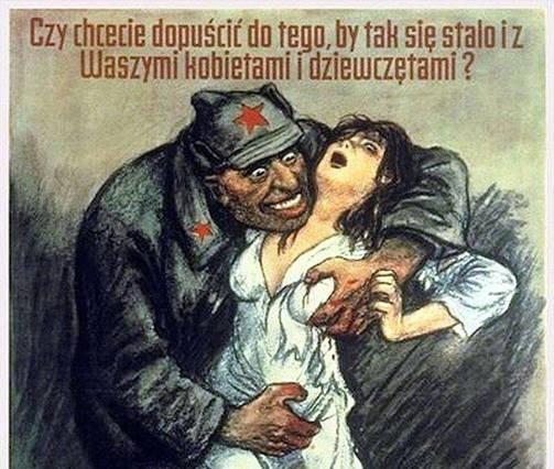 Znalezione obrazy dla zapytania wojna polsko bolszewicka