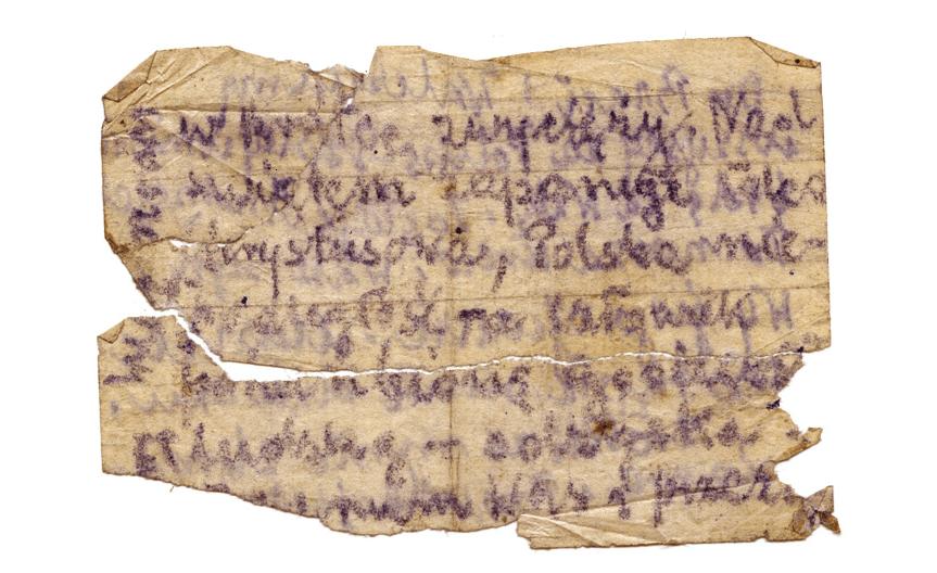 Łukasz Ciepliński do Żony i Syna. Grypsy – listy do rodziny