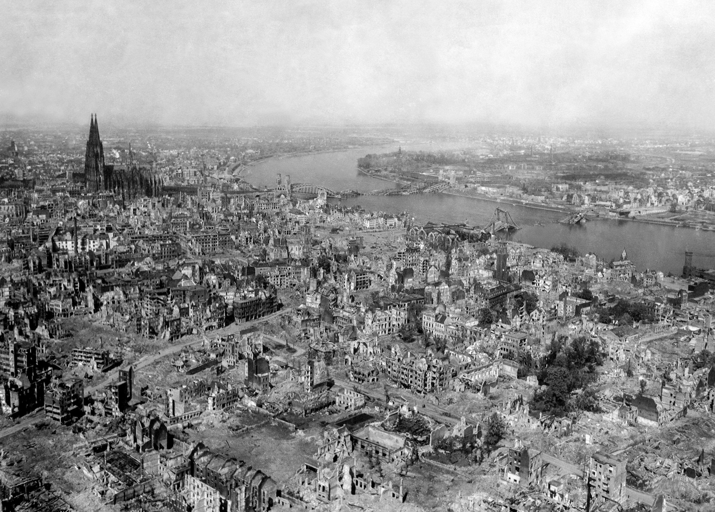 Kolonia 24 kwietnia 1945