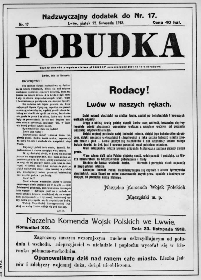 Lwowskie Orlęta Blogmedia24