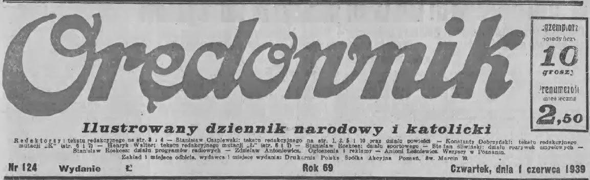 winieta Orędownika