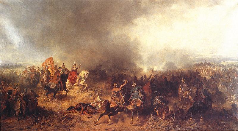 Bitwa pod Chocimem