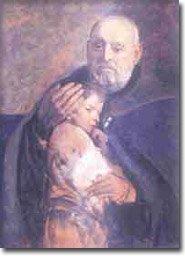 Portret Brata Alberta - mal. Leon Wyczółkowski