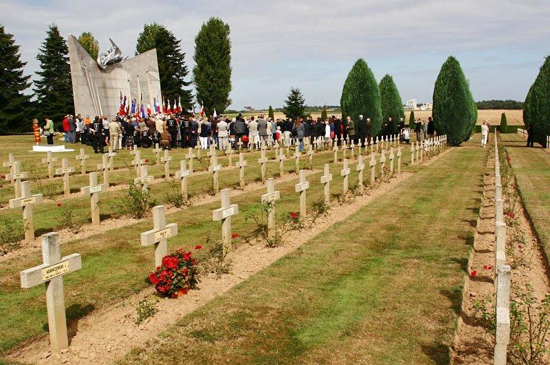 Cmentarz żołnierzy polskich poległych w bitwie pod Falaise