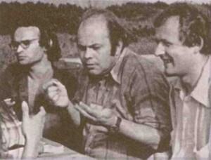 Jan Lityński, Jacek Kuroń, Adam Michnik