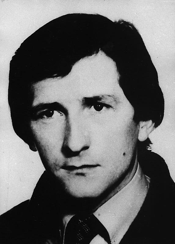 Zbigniew Wilk - lat 30