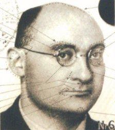 Józef Mitzenmacher w 1942 r.