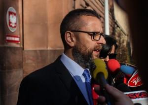Marcin Wojciechowski wroli rzecznika
