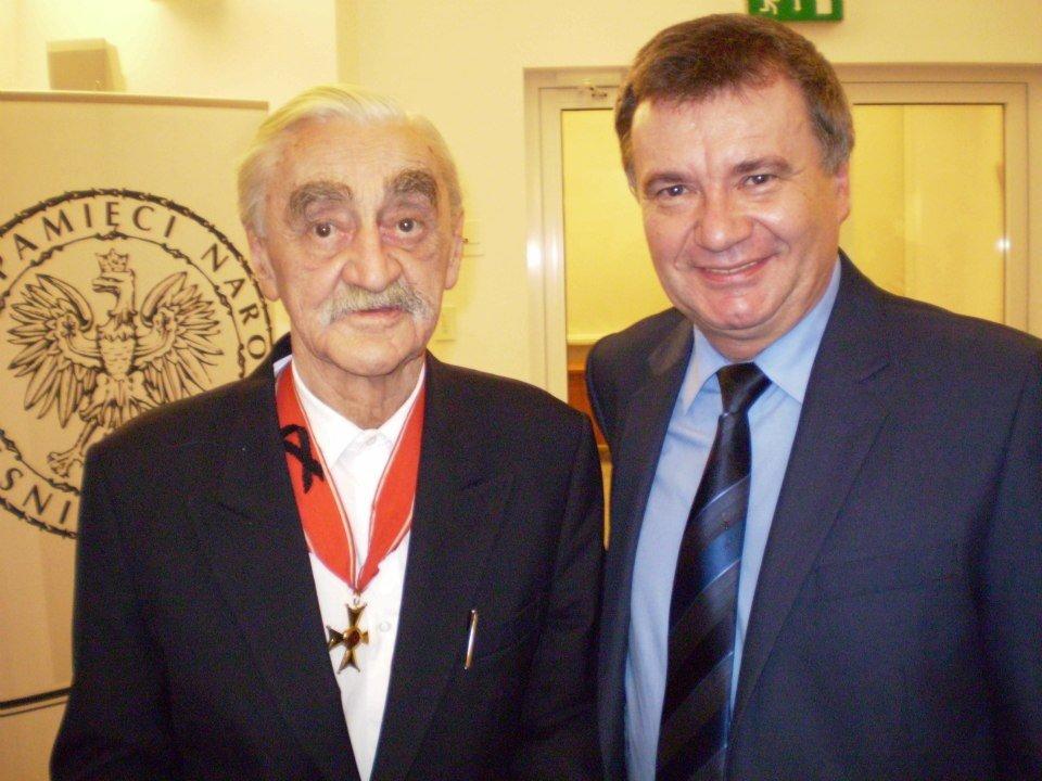 Przemysław Górny i Krzysztof Kawalec
