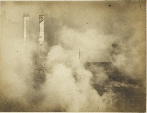 Wilno. Pożar, 1916