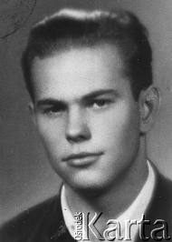 Jacek Kuroń w latach 50.