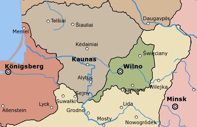Republika Litwy Środkowej