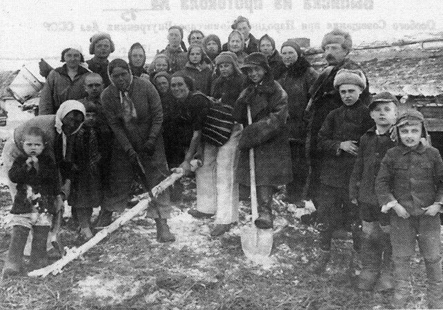 Polacy zesłani na Syberię