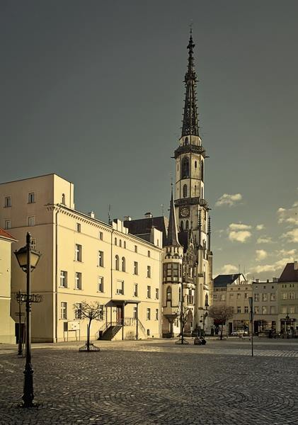 Ratusz w Ząbkowicach Śląskich, fot. Tomasz J. Kostyła.