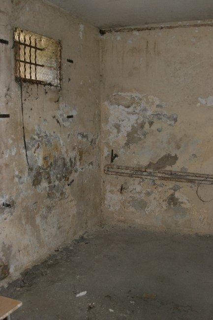 Dawna siedziba tajnego aresztu Departamentu X Ministerstwa Bezpieczeństwa Publicznego w Warszawie-Miedzeszynie, fot. slady.ipn.gov.pl