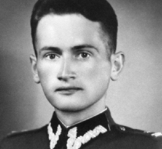 25-letni major Wojciech Jaruzelski (1948)