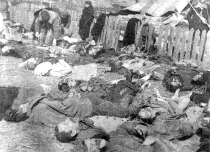 Lipiki, Polacy zamordowani przez UPA, fot. wikipedia.pl