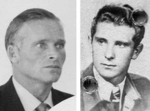 Stefan Skrzyszowski i Dionizy Sosnowski