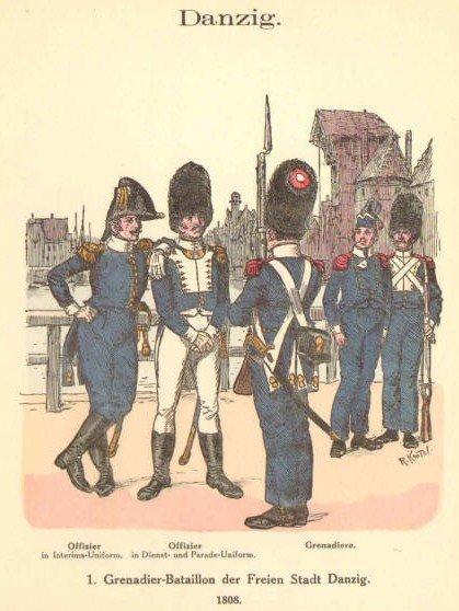 grenadierzy Wolnego Miasta Gdańska