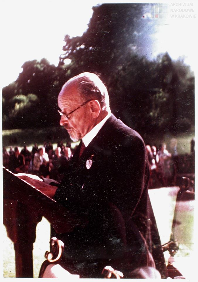 Gen. Józef Haller, 1956 r.