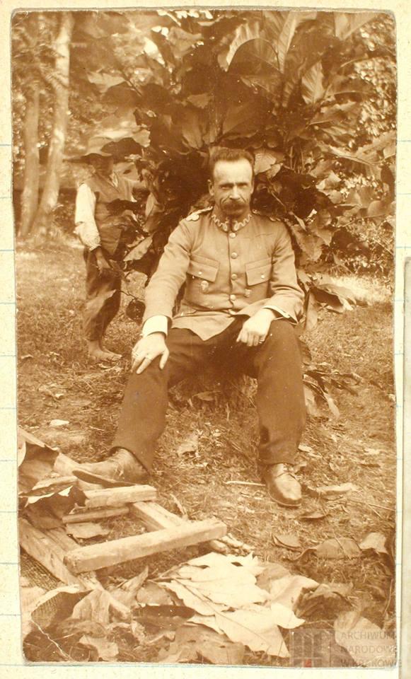 Gen. Józef Haller, ok. 1919 r.
