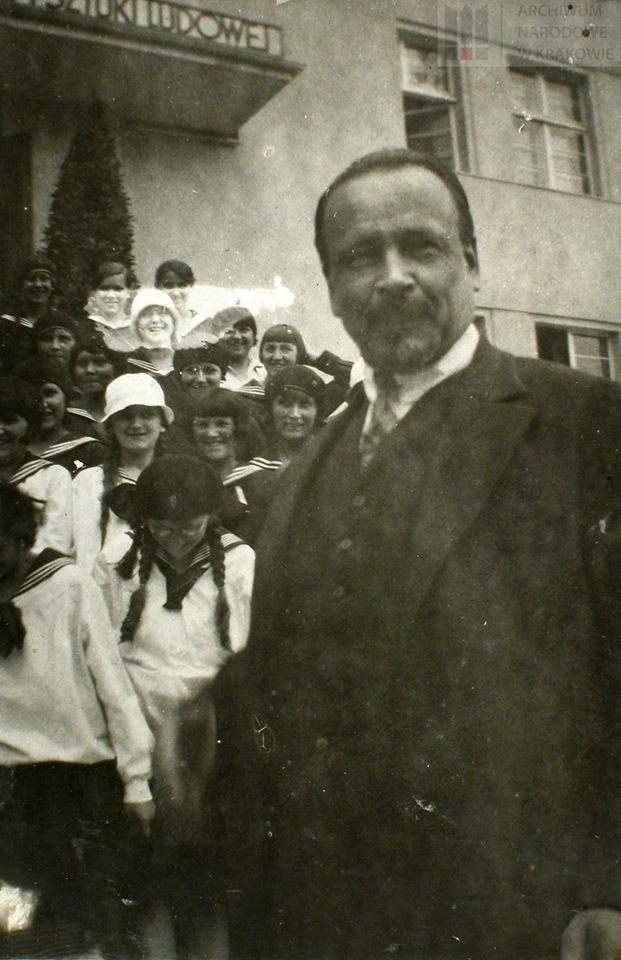 Gen. Józef Haller, lata 20. XX w.