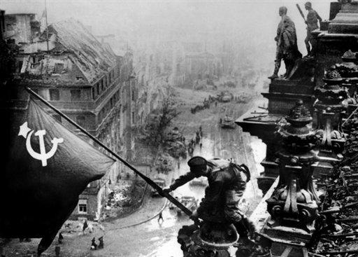 GERMANY-WWII-BERLIN-SURRENDER