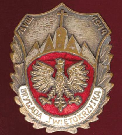 odznaka Brygady Świętokrzyskiej