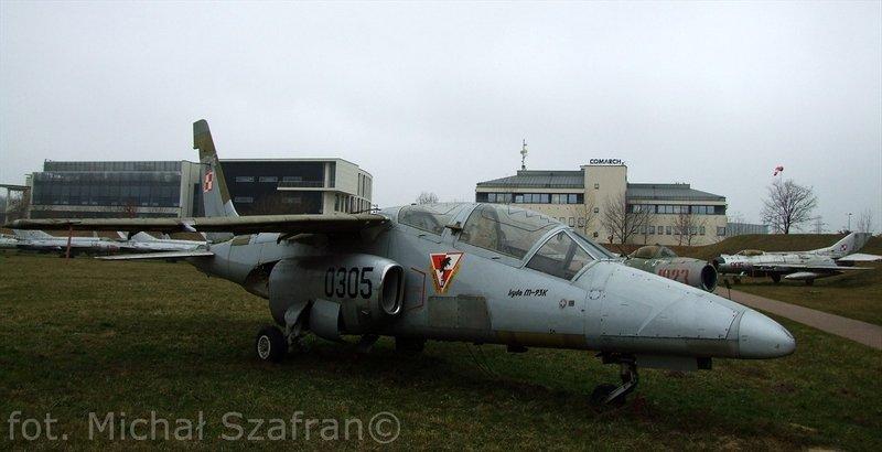 I-22M93K Iryda w Muzeum Lotnictwa Polskiego – fot. Michał Szafran, odwaszegofotokorespondenta.blogspot.com