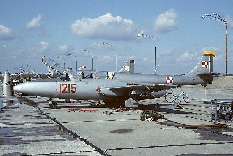TS-11-bis D Iskra, źródło: Wikimedia Commons