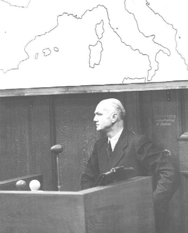 Erwin Lahousen, odpowiedzialny za formowanie Legionu Ukraińskiego
