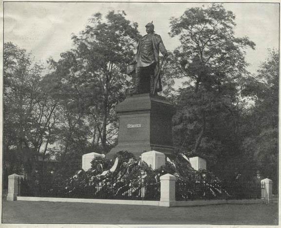 Pomnik Bismarcka w Poznaniu