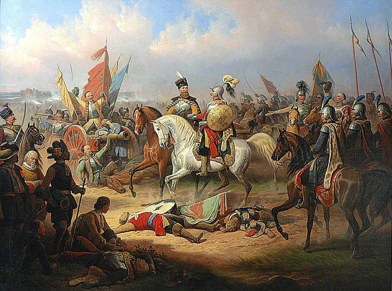 Po bitwie pod Kircholmem pędzla Januarego Suchodolskiego