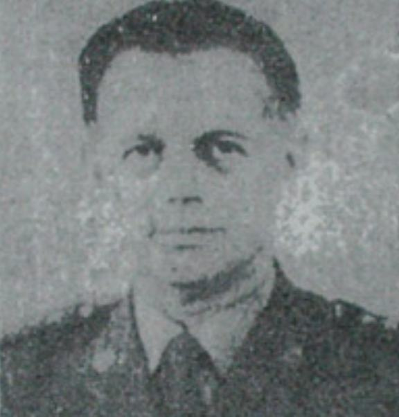 Marian Cimoszewicz - ojciec Włodzimierza Cimoszewicza