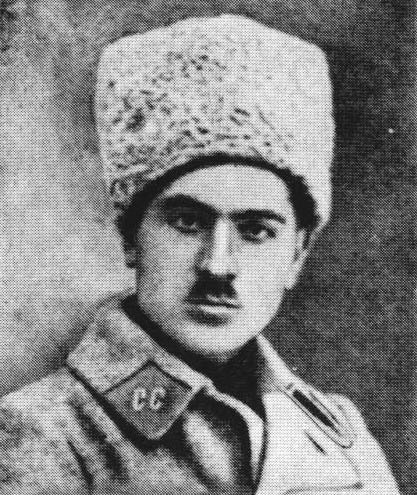 Roman Suszko, stanął na czele Legionu Ukraińskiego