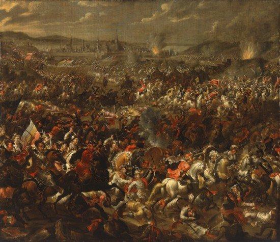 Pauwel Casteels i Bitwa pod Wiedniem