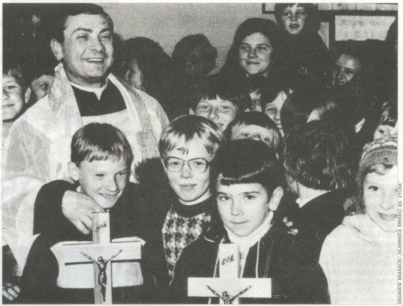 Ks. Zych w okresie walki z władzami PRL o przywrócenie krzyży w szkołach i przedszkolach