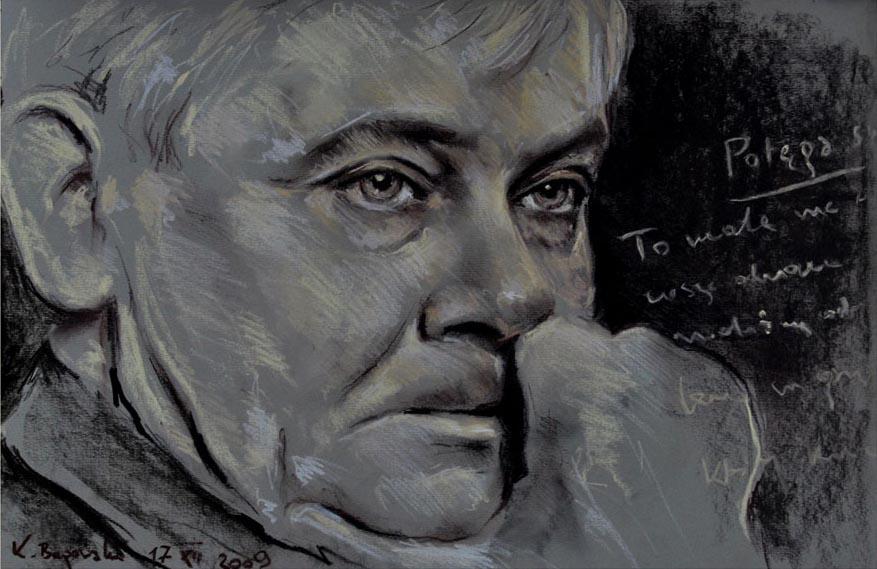 """Krzysztof Bagorski """"Zbigniew Herbert – Potęga smaku"""""""