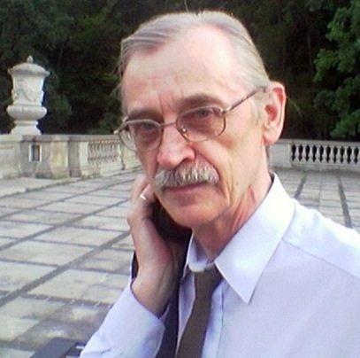 Erazm Ciołek w Ogrodach Frascati (sierpień 2005)