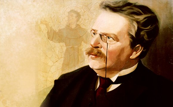 G. K. Chesterton, dystrybucjonizm.pl