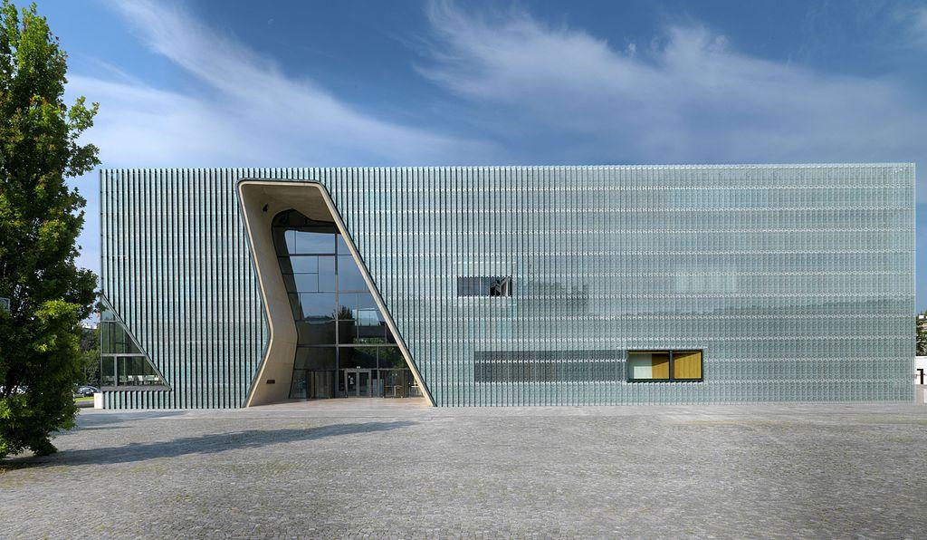 Muzeum Historii Żydów Polskich, źródło foto: Wikipedia
