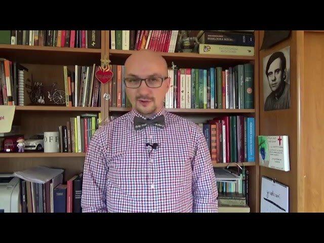 ks. Grzegorz Kramer SJ, fot. youtube