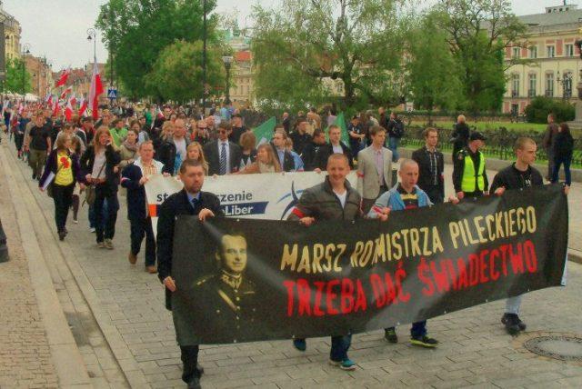 ONR odpowiada wnuczce Witolda Pileckiego