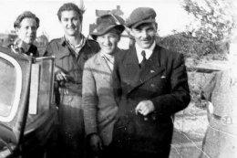 Henryk Flame, zdjęcie wykonane po amnestii w 1947