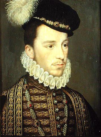Henryk Walezy w roku 1570