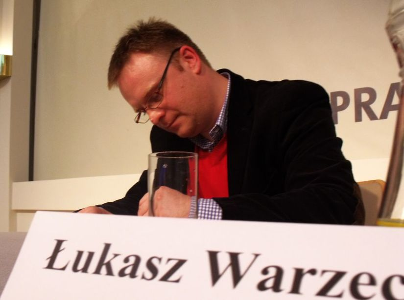 Łukasz Warzecha o KOD