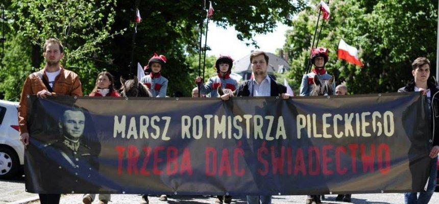 wnuczka Witolda Pileckiego oburzona
